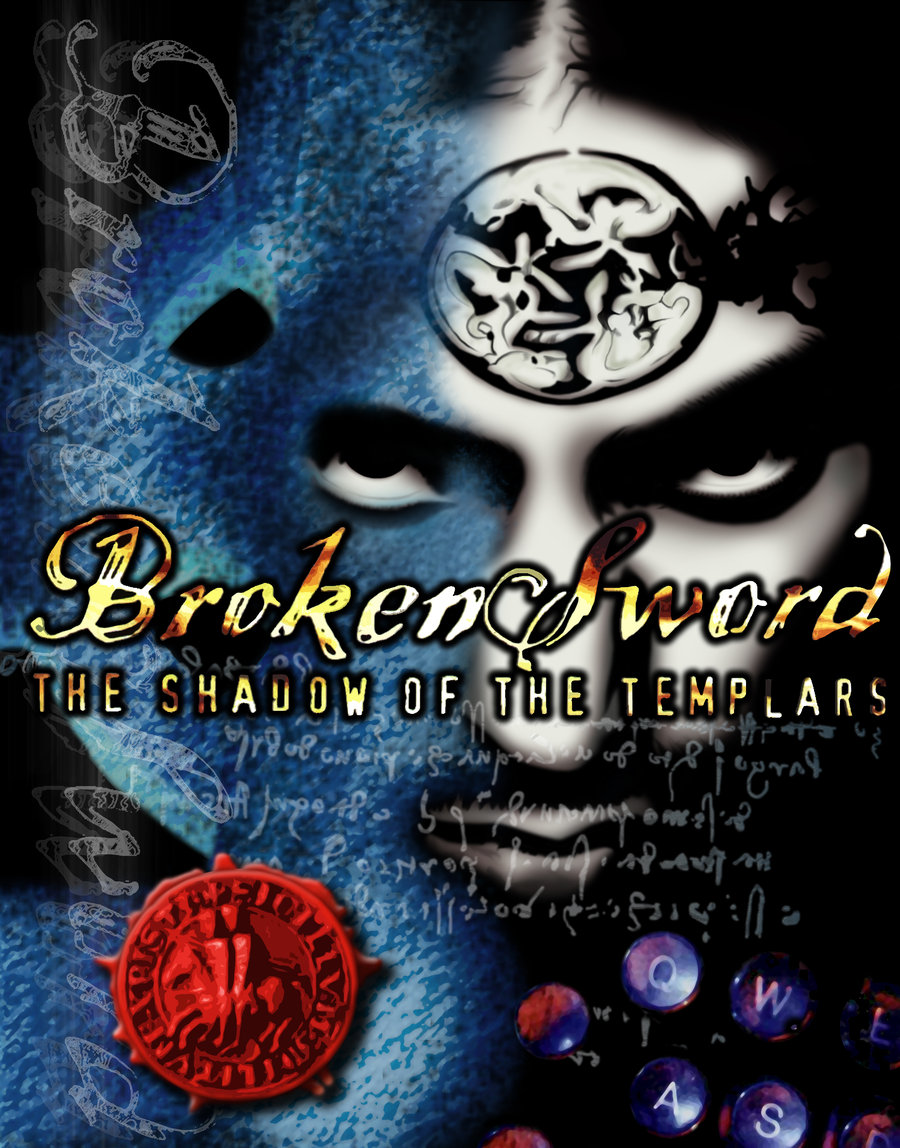 Game cover for Broken Sword: The Shadow of the Templars