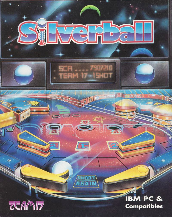 Game cover for Silverball