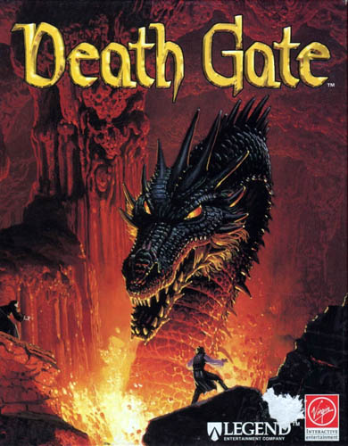 Game cover for Death Gate