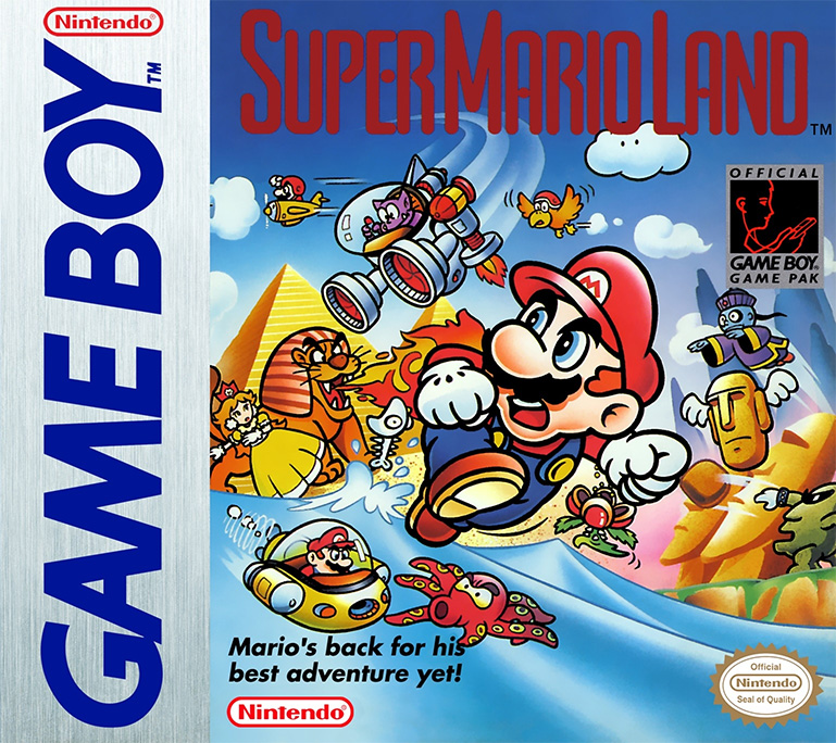 Game cover for Super Mario Land