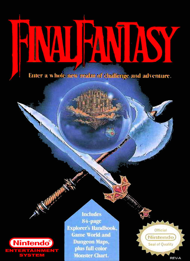 Game cover for Final Fantasy