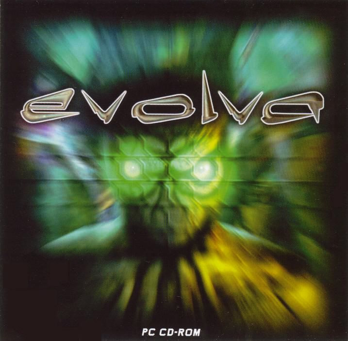 Game cover for Evolva