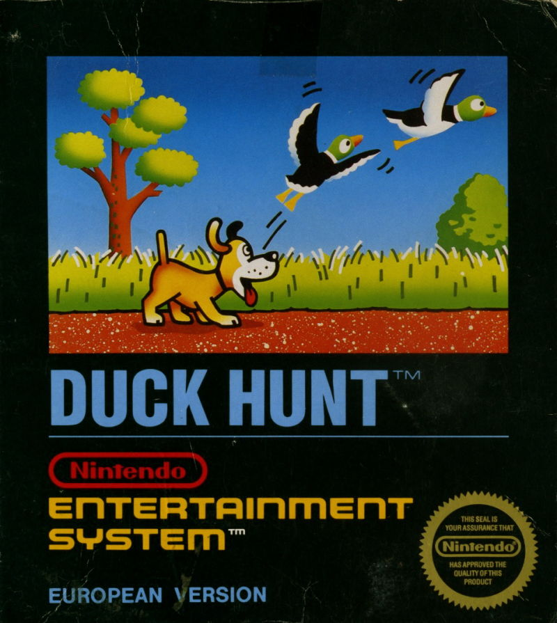 Game cover for Duck Hunt