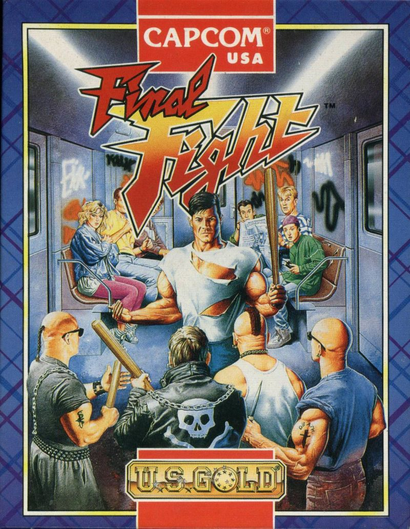 Game cover for Final Fight