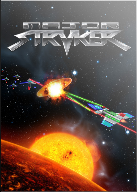 Game cover for Major Stryker