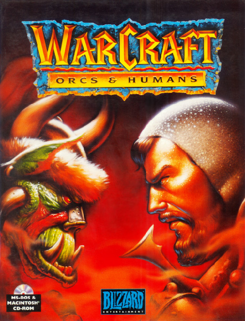 Game cover for Warcraft: Orcs & Humans