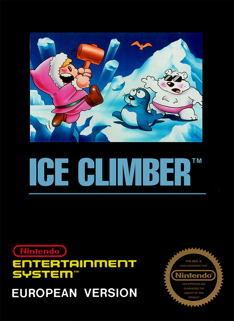 Game cover for Ice Climber
