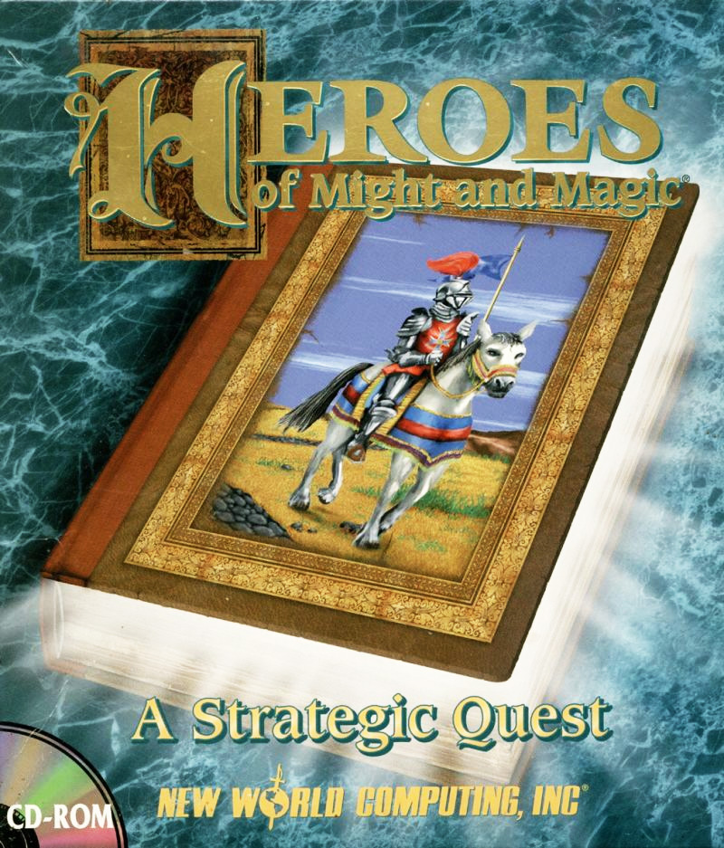 Game cover for Heroes of Might and Magic