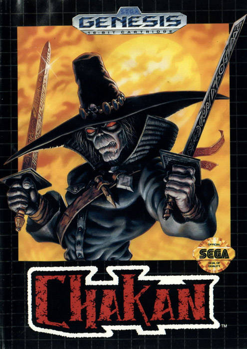 Game cover for Chakan