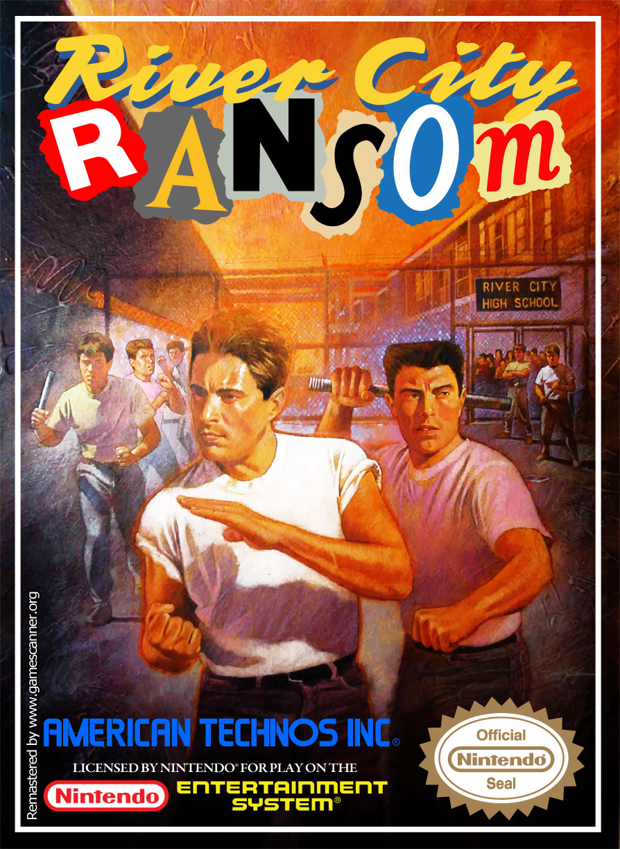 Game cover for River City Ransom