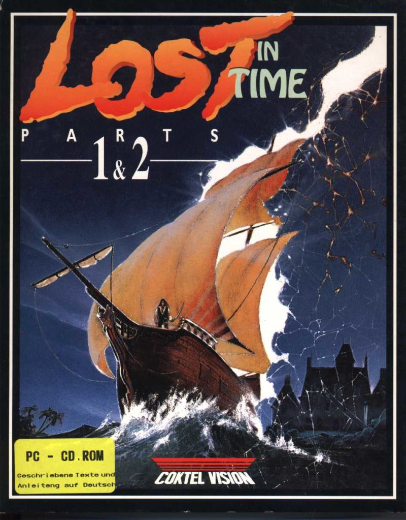 Game cover for Lost in Time