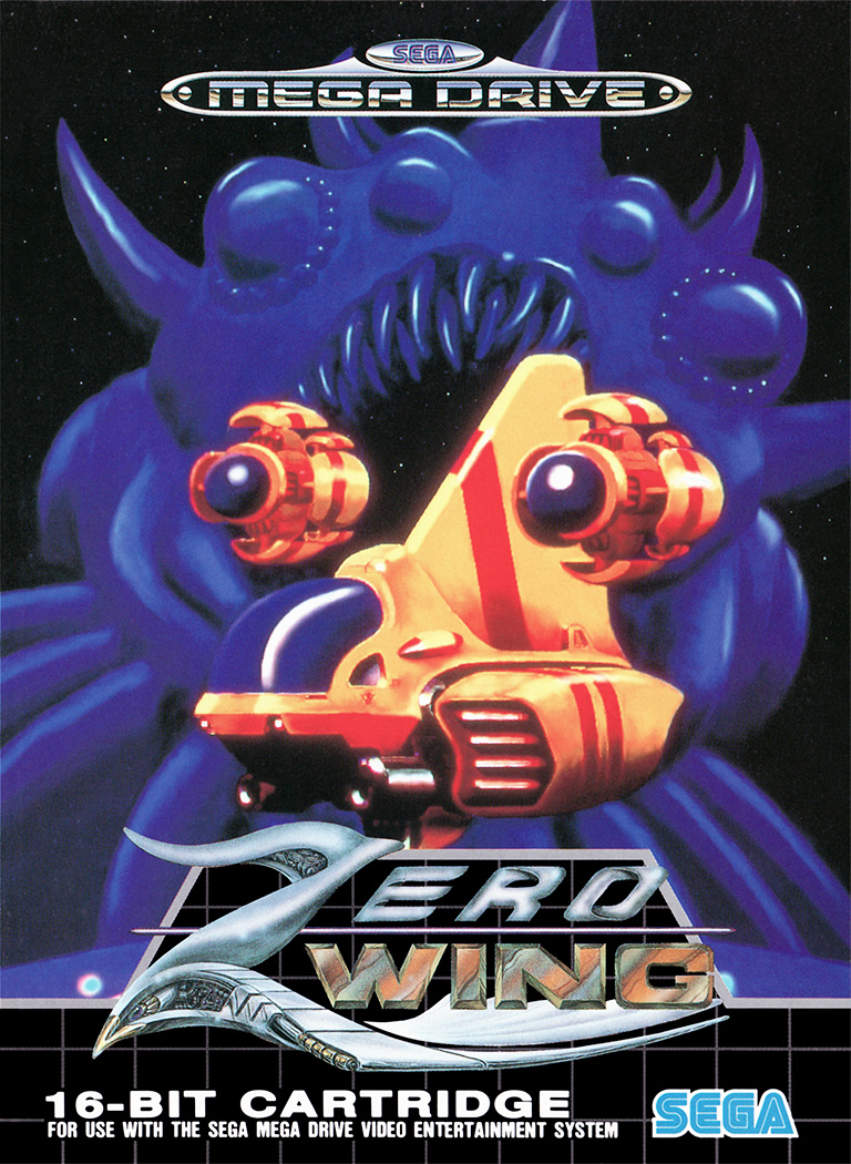 Game cover for Zero Wing