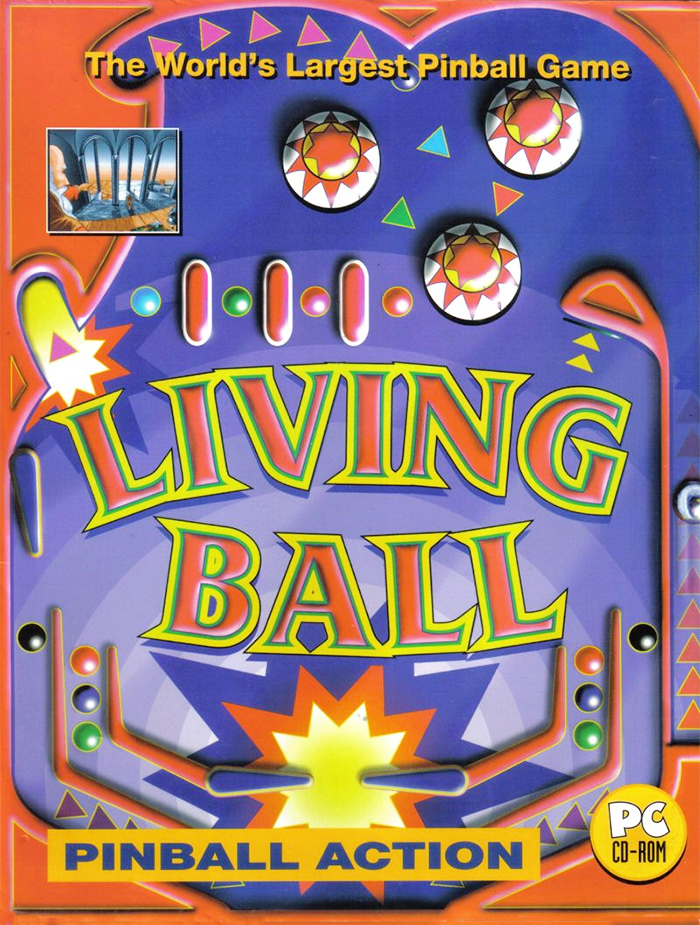 Game cover for Living Ball