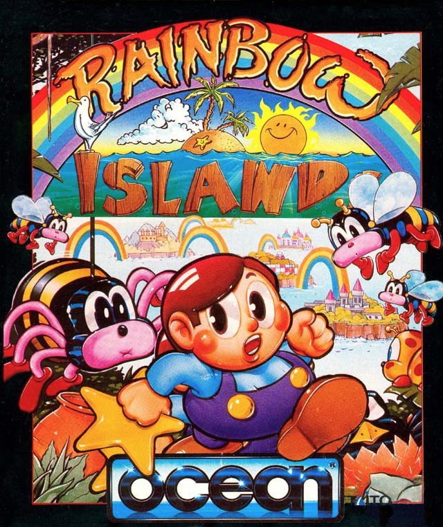 Game cover for Rainbow Islands