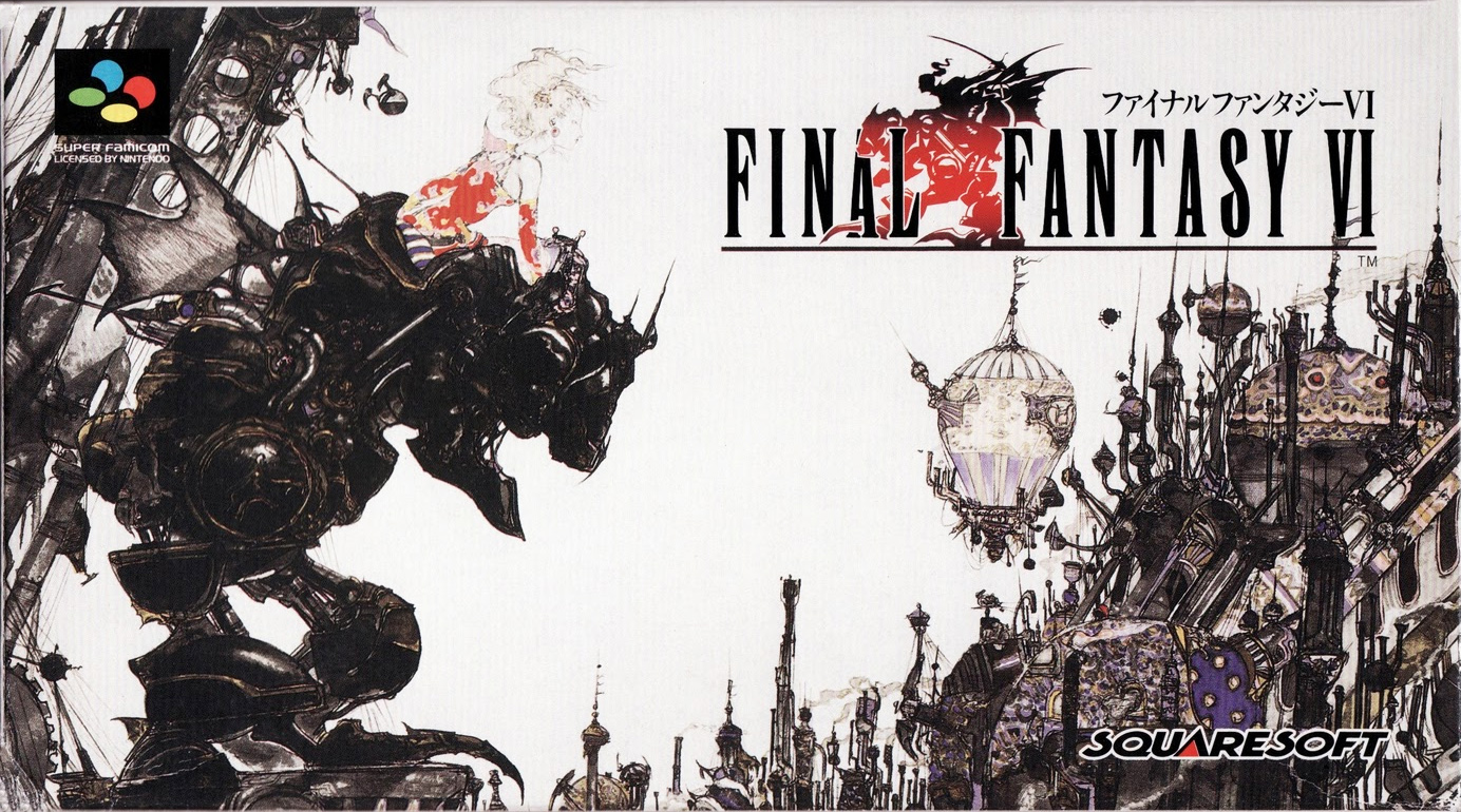 Game cover for Final Fantasy VI