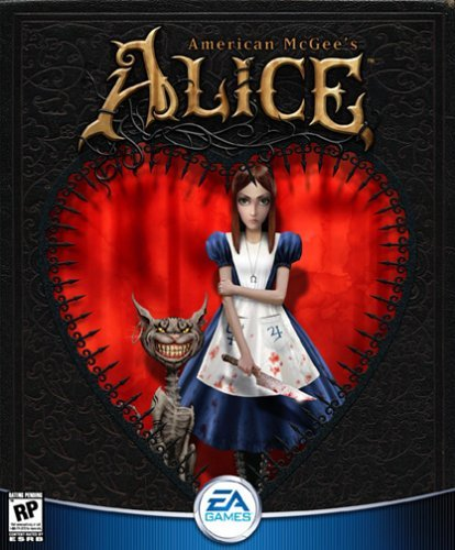 Game cover for American McGee's Alice