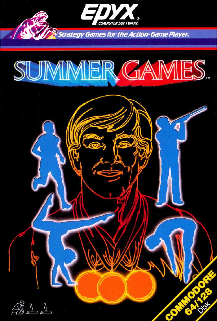Game cover for Summer Games