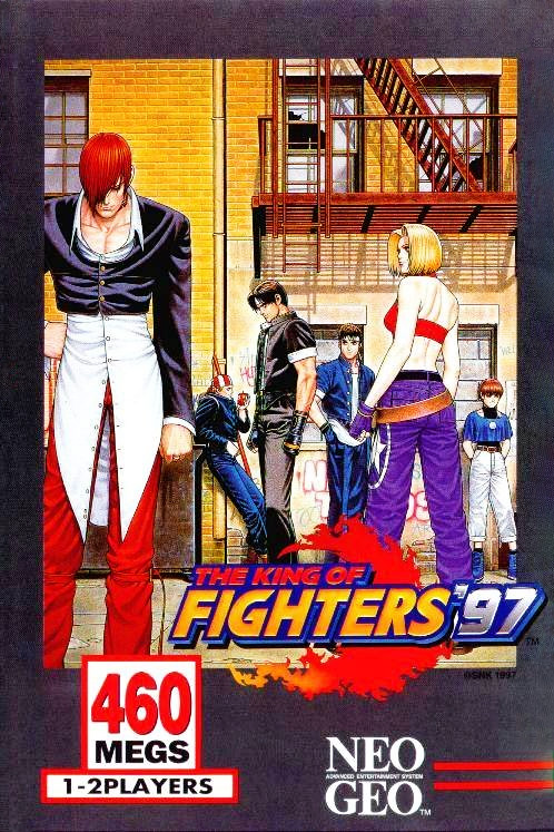 Game cover for King of Fighters '97