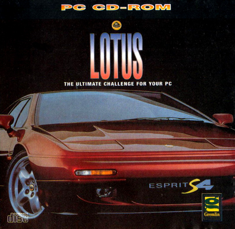 Game cover for Lotus: The Ultimate Challenge