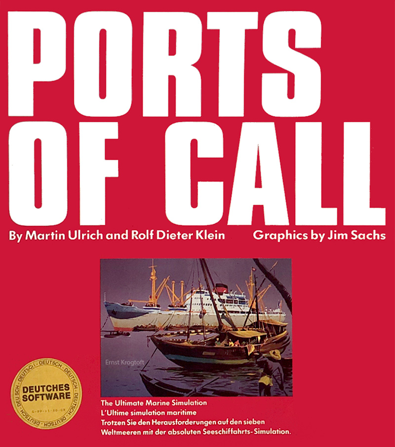 Game cover for Ports of Call