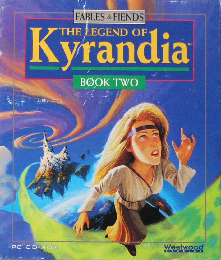 Game cover for The Legend of Kyrandia: Hand of Fate