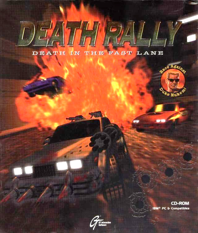 Game cover for Death Rally
