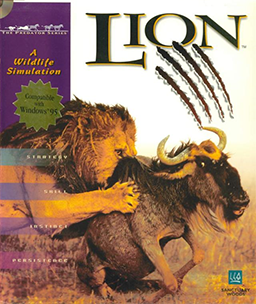 Game cover for Lion