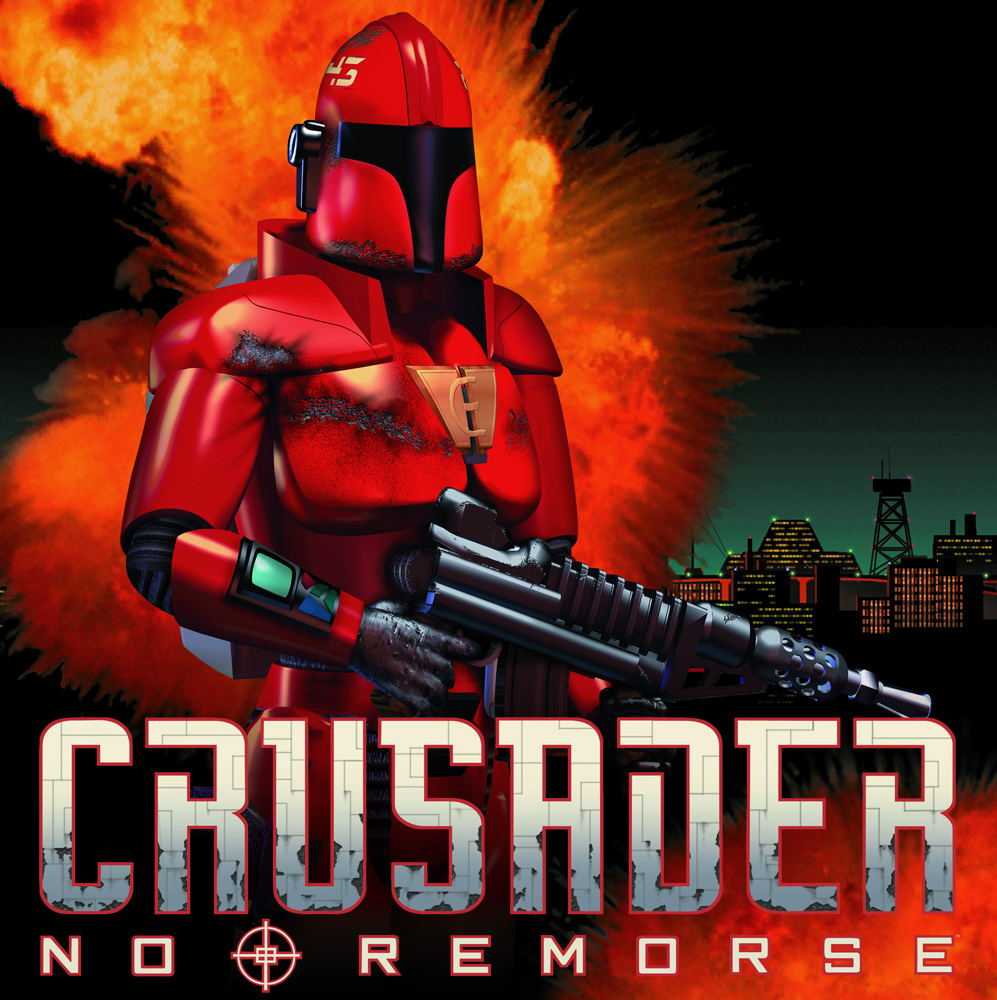 Game cover for Crusader: No Remorse