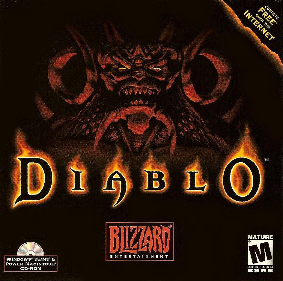 Game cover for Diablo