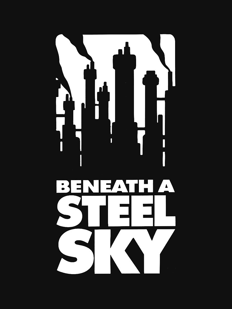 Game cover for Beneath A Steel Sky