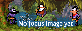 Small game focus image